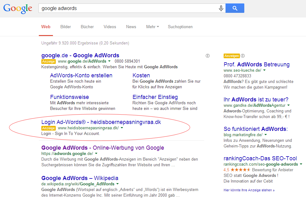 google-adwords-phishing